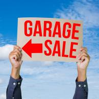 Community Garage Sales