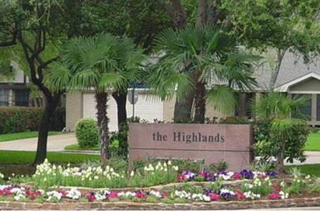 Community Association of the Highlands