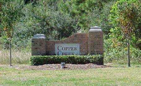Copper Creek Civic Improvement Association