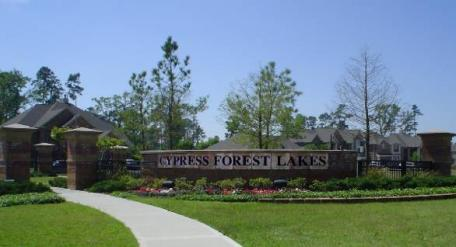 Cypress Forest Lakes Community Association
